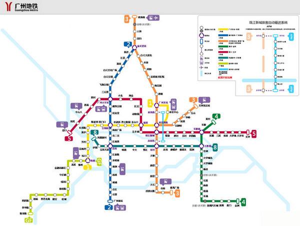 广州天河区地图
